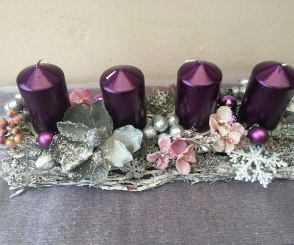 Dventní dekorace